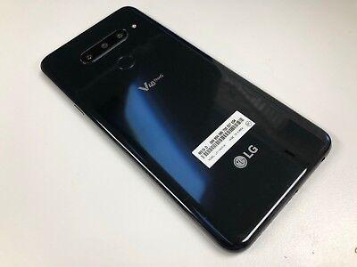 LG V40 ThinQ LM-V405UA - 64GB -  Black (Factory Unlocked) A 2