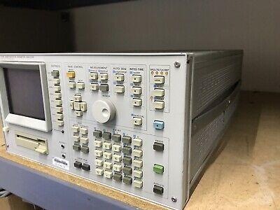 HP 4145B Semiconductor Parameter Analyzer Hewlett Packard ID-AWW-AWW-9-3-4 3