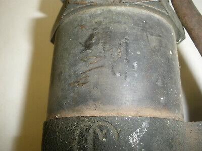 Solid brass Steam Engine Blow Off valve (Crosby?) 4
