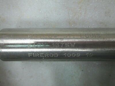 "Watlow Firerod Cartridge Heater Firerod 1009 19 240V 1375W 23-1/2"" Long (New) 5"