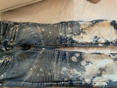 Designer jeans size age 4 years boy hunior 6