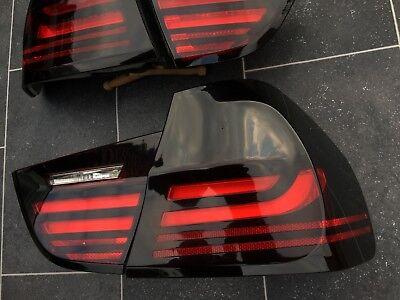 Schwarze Ruckleuchten Lasierung Fur Bmw E90 E91 Lci Heckleuchten Lesen