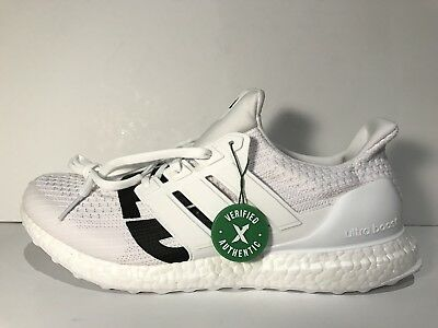 ADIDAS ULTRA BOOST X UNDEFEATED 1.0 4.0 white 12 US 11,5 UK