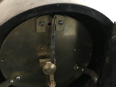Drum Head Victorian Fuse Clock 9