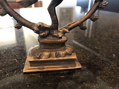 Asian Chinese Bronze Tara Figure 9