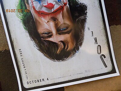 "Joker  ( 11"" x 17"" ) Movie Collector's Poster Print (T2) B2G1F 5"