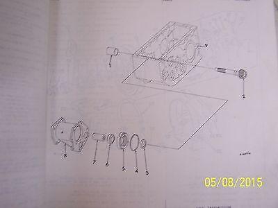 International  315 Combine Parts Manual 4