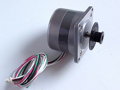 1 x NEMA 23 Stepper Motor, 200 Step,  4V@1.1A 3D Printer Arduino Raspberry Pi 4