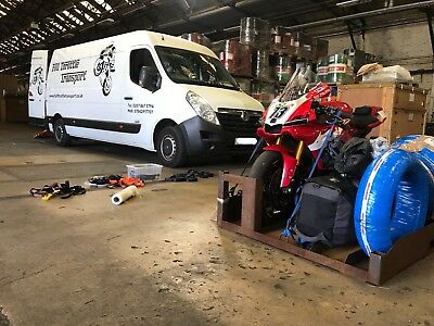 Motorcycle Delivery, Motorbike Transport, Collection And Delivery Same Day. 3