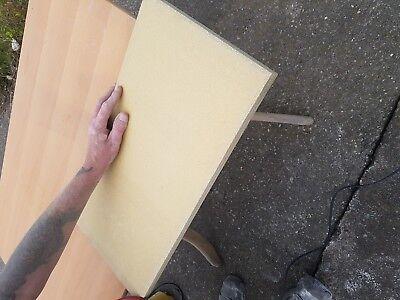 36 x 30 x 3 cm aus GRANIT ! -- auch zum BROTBACKEN GRANITESSA PIZZASTEIN