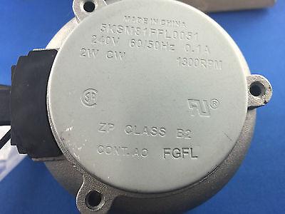 Westinghouse Kelvinator Ge  Fridge Condenser Fan Motor Side By Side 6
