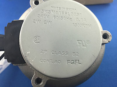 Whirlpool  Fridge Condenser Fan Motor 6Ed25Dqxfb00, 6Ed0Gtkxq00, Fa33Bm 6