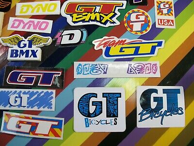 mixed bike stickers /& team graphics vtg 1970s to 1990s Redline BMX sticker