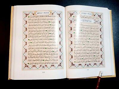 Fancy Antique. The holy Quran  Koran. P. in Beirut 1979 5