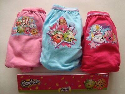 Children's Girls Briefs Underwear LOL Surprise,Paw Patrol,Hey Duggee,My Little P 5
