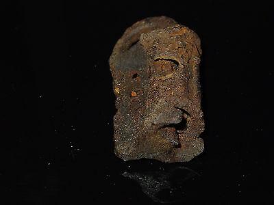 Fine  Viking Iron  padlock. c 800-1000 AD 12