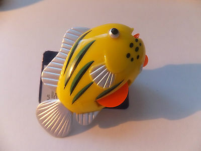 Wind Up Fish Toy For Your Cat   Cto 29 9