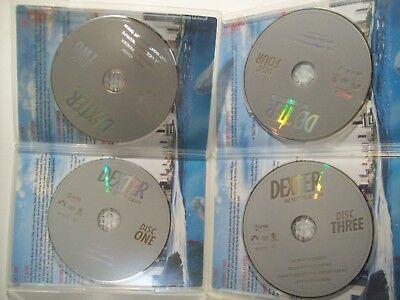 DEXTER Season 2 Two - 4 DVDs 12 episodes ~ Murder Secret Killer ~ Michael C Hall 2