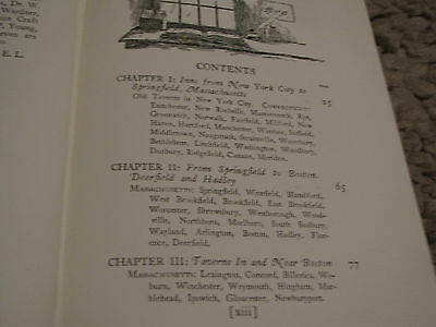 Early American Inns and Taverns Book 365pp Illustrated Photos - Elise Lathrop 2