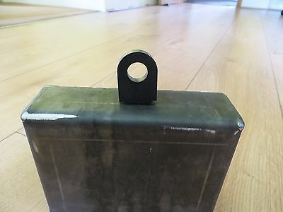 Shipping Container Weld On Lock Box Right Hand Opening Door Security With Lock 3