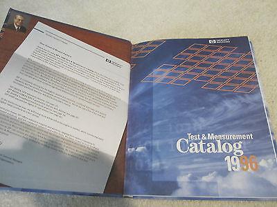 Hp Hewlett Packard Test Measurement Catalog 1996 4
