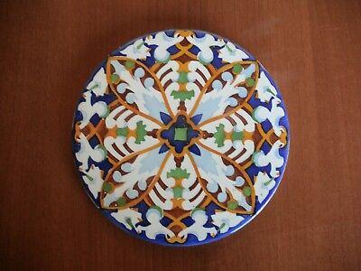 Irrepetible, Ocasion Unica, Valorada En 6500, Eur. Ceramica Fabricada En, 1920. 2