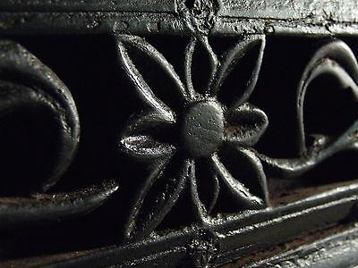 Beautiful Chinese Black Walnut Warrior Cabinet Antique 12