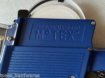 GENUINE MOTEX MX-6600/MX6600 Price gun (with Hologram) 2LINES- Made In KOREA 3