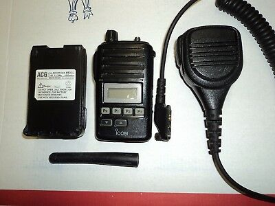 Icom Antenna for IC-F50V F50 M88 IC-F51ATEX VHF 150-162MHz FAS62VS Stubby Short