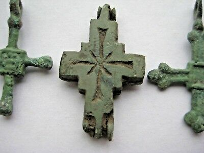 ANCIENT CROSS Viking Kievan Rus 10-12 century AD 7