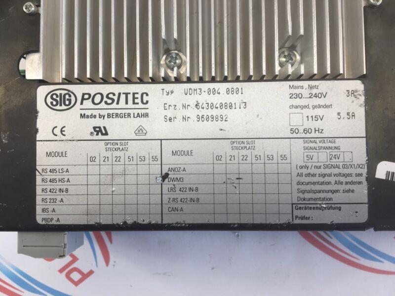 Berger Lahr ser397//4l3ss0to ser397//4 l 3 ssoto SIG Positec 0058405530238