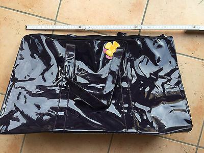Dunkel violette Lack SM Tasche für die SM Utensilien 5