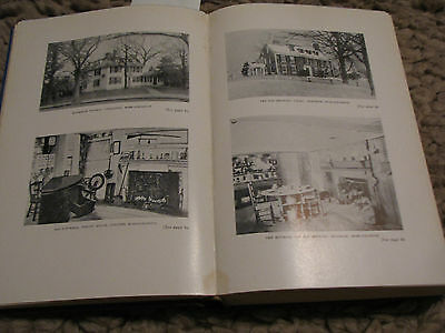 Early American Inns and Taverns Book 365pp Illustrated Photos - Elise Lathrop 11