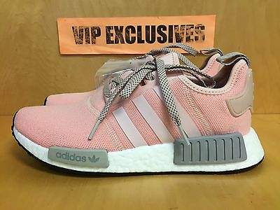 adidas nmd r1 w vapore rosa luce onix grey donna nomade runner