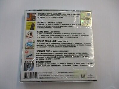 Black Out Vol.1 - 6Cd Boxset Sigillato - Ottavo Padiglione - Madaski - Soon 2