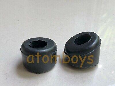 Hood Rubber support X4pcs for Datsun 320 520 521 Truck PICKUP 1set Hood black