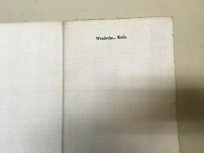 Imperial Russia / Livland/Latvia/Estonia/ Der Wendensche Kreis 1798 /ORIGINAL! 9