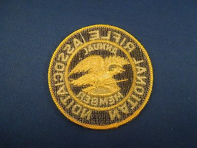 National Rifle Association Annual Member Patch