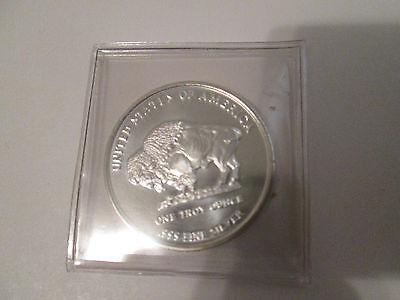 2013 Buffalo 1 oz. .999 Fine Silver Round Coin 5