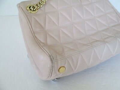 cc16f1914799 ... Michael Kors Scarlett Medium Messenger Soft Pink Leather $328.00 7