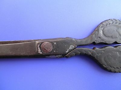 ANTIQUE 19th CENTURY SCISSORS-SOLINGEN-WILHELM II AND PRINCESS AUGUSTA-RARE