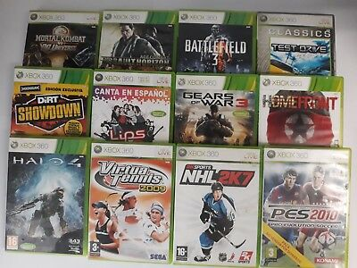 Juegos Xbox 360 - Pal - Seminuevos Y Nuevos 4