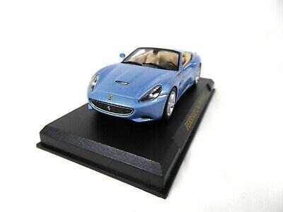 Set of 2 Ferrari Mondial Cabrio 1:43 IXO Altaya MODELLAUTO CAR 512 BB