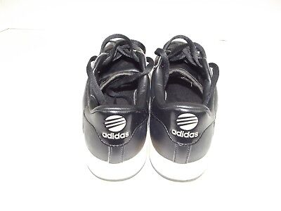 ADIDAS DAVID BECKHAM Brown Leather Stripes Casual Sneakers