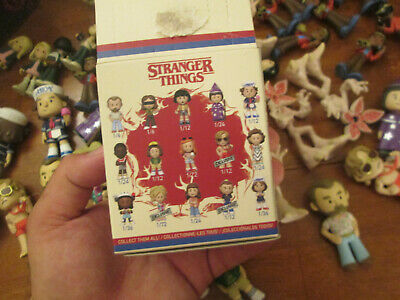 Funko Pop Mystery Minis Stranger Things Series Season 1 2 3 Complete Collection 4