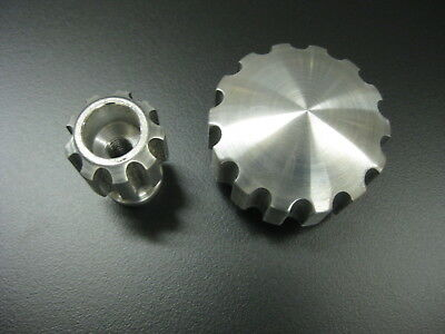 BILLET ALUMINUM KNOBS for your UNISAW  - FREE FREIGHT 7