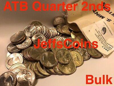 115x 2018 -13 P D Cumberland Arches Park Quarters All 2nds Mint Bag ATB Bulk Lot 3
