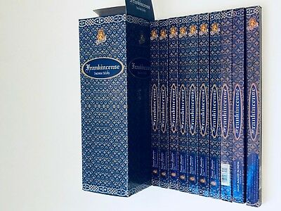 Frankincense Incense Sticks x 80 Box (HAND ROLLED) KAMINI 2