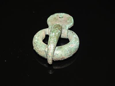 Bronze huge belt buckle.  Goths. ca 200-400 AD 2