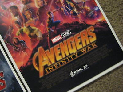 "Avengers -  (11"" x 17"") Movie Collector's Poster Prints (Set of 3) 8"